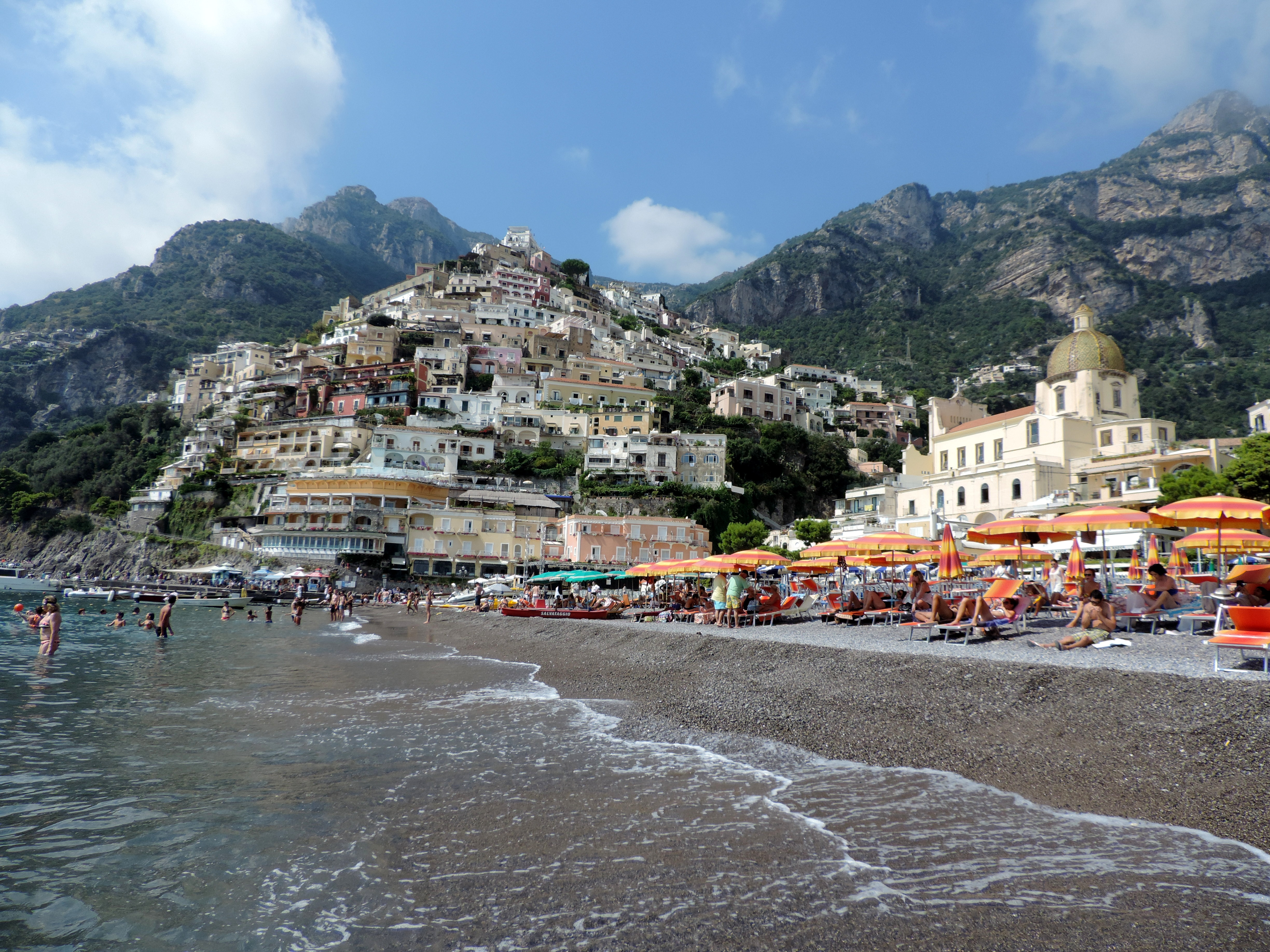 Postcards From The Amalfi Coast: A Photo Diary | Boston Chic Party