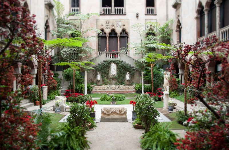 Boston Buzz Isabella Stewart Gardner Museum Boston Chic