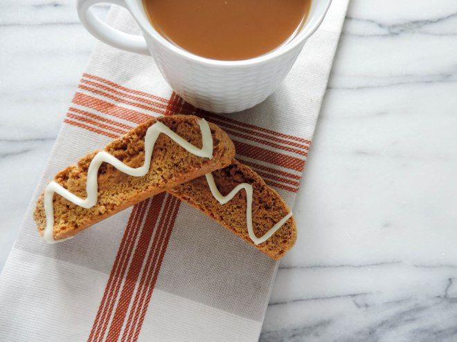 Pumpkin Biscotti- Boston Chic Party -4