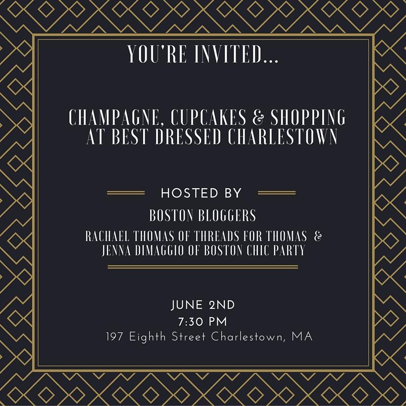 Best Dressed Invite
