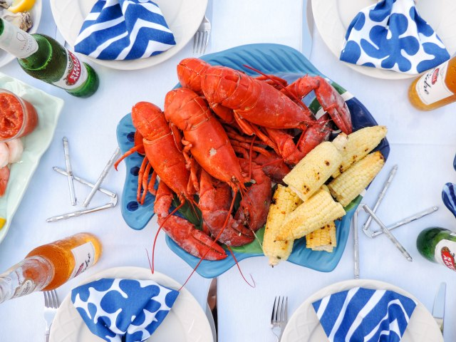 A Seafood Soiree with Stella Artois and Stella Cidre- Summer Entertaining Essentials- Dinner Party- Boston Chic Party-11