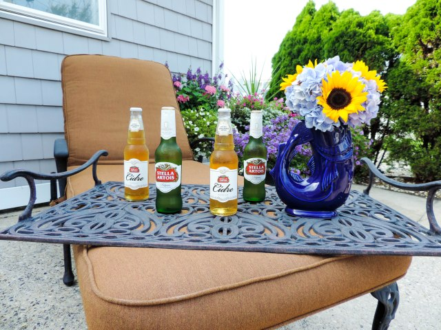 A Seafood Soiree with Stella Artois and Stella Cidre- Summer Entertaining Essentials- Dinner Party- Boston Chic Party-2