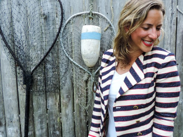 cabi on Cape Cod- Nautical Summer Style- Summer Fashion- Boston Chic Party-2