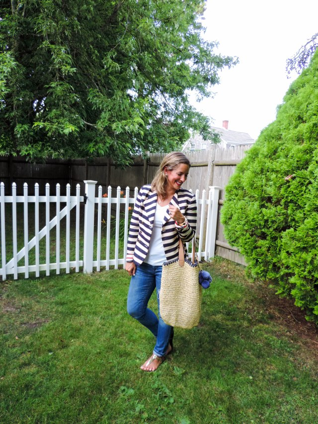 cabi on Cape Cod- Nautical Summer Style- Summer Fashion- Boston Chic Party-3