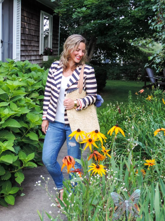cabi on Cape Cod- Nautical Summer Style- Summer Fashion- Boston Chic Party-7