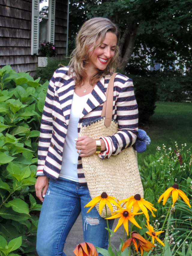 cabi on Cape Cod- Nautical Summer Style- Summer Fashion- Boston Chic Party-8