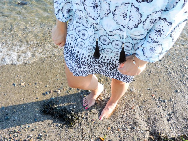 Last Summer Beach Weekend with Green Dragon- Green Dragon Coverup- Coverup dress- Boston Chic Party-17