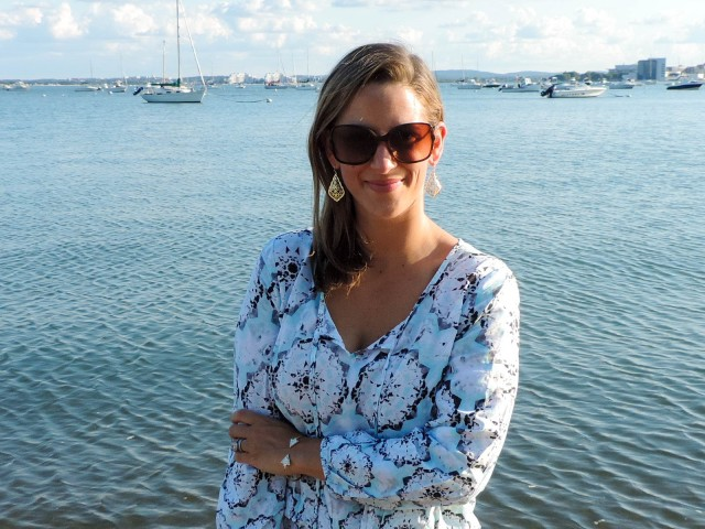 Last Summer Beach Weekend with Green Dragon- Green Dragon Coverup- Coverup dress- Boston Chic Party-8