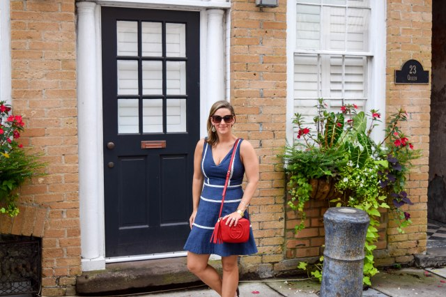 denim-dress-in-charleston-erin-fetherston-rent-the-runway-red-gucci-bag-boston-chic-party-1