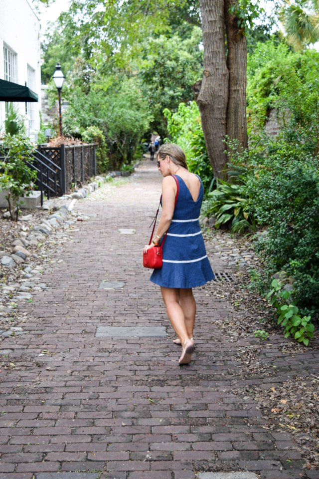 denim-dress-in-charleston-erin-fetherston-rent-the-runway-red-gucci-bag-boston-chic-party-10